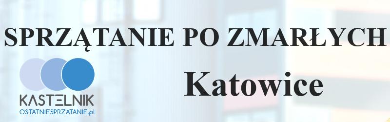 Sprzątanie po zmarłych Katowice
