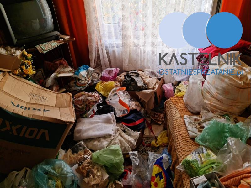 Sprzątanie mieszkania po zmarłym we Wrocławiu