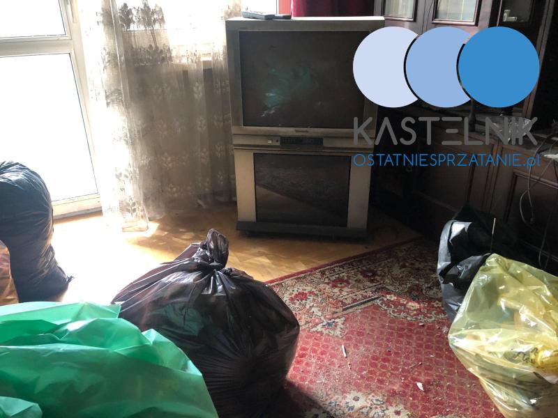Sprzątanie domu po zgonie w Bydgoszczy