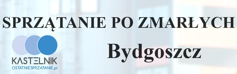 Sprzątanie po zmarłych Bydgoszcz