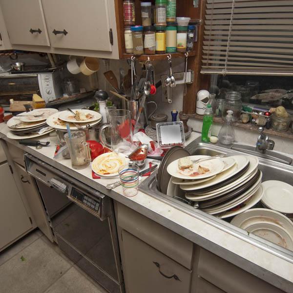 Sprzątanie mieszkań po zmarłych w Przemyślu