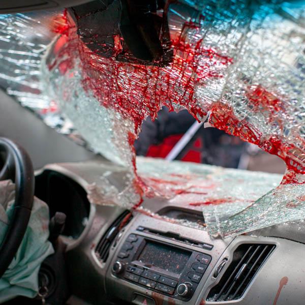 dezynfekcja samochodu po wypadku