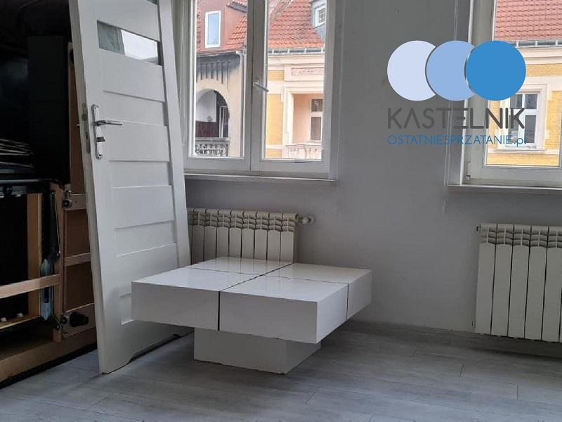 Czyszczenie po zgonie Kraków Podgórze mieszkania i klatka schodowa