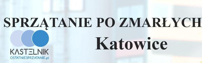 Sprzątanie po zmarłym Katowice Koszutka