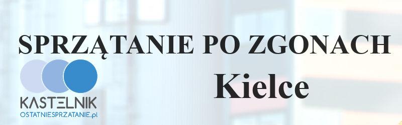 Sprzątanie po zgonie w Kielcach