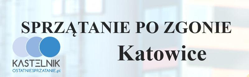 Sprzątanie po zgonach w Katowicach