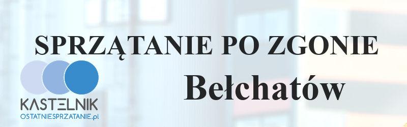 Sprzątanie po zgonach w Bełchatowie