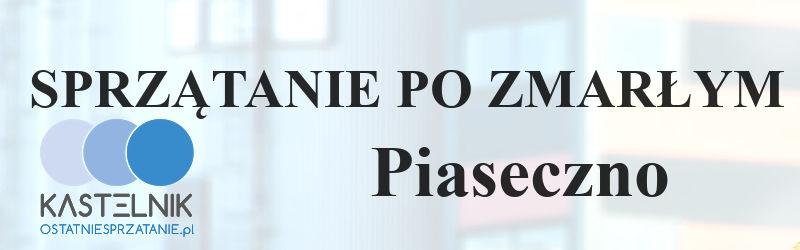 Sprzątanie po zmarłych w Piasecznie
