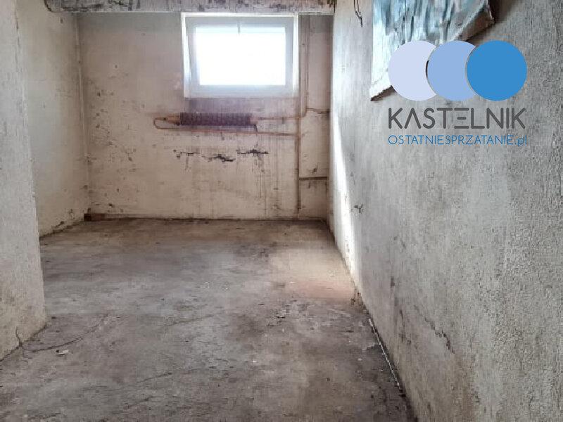 Sprzątanie po zgonie w Warszawie