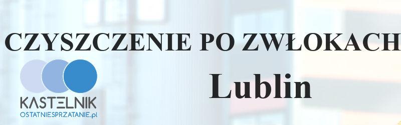 Sprzątanie po zgonach w Lublinie