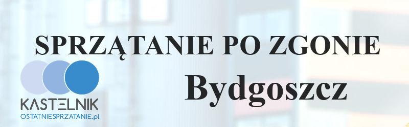 Sprzątanie po zgonach w Bydgoszcz