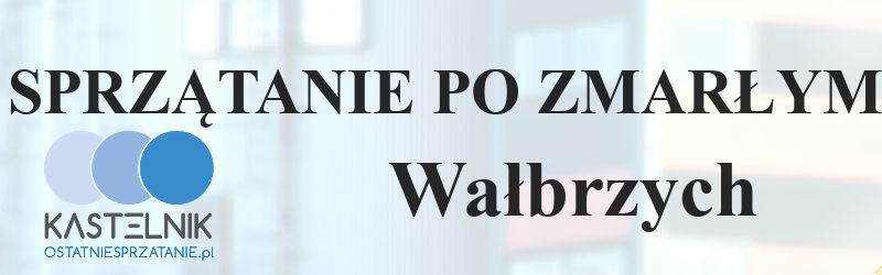 Czyszczenie po zmarłych w Wałbrzychu