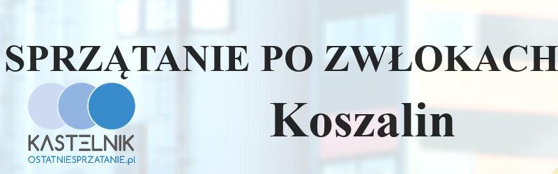 Czyszczenie po śmierci w Koszalinie